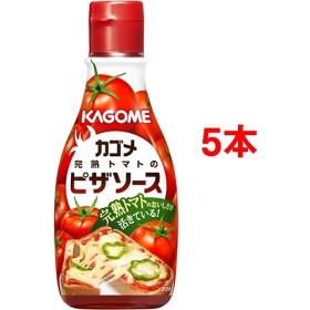 カゴメ 完熟トマトのピザソース (160g5コセット)