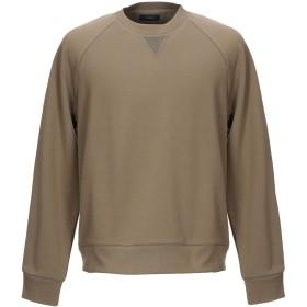 《期間限定セール開催中!》JOSEPH メンズ スウェットシャツ ミリタリーグリーン S コットン 100%