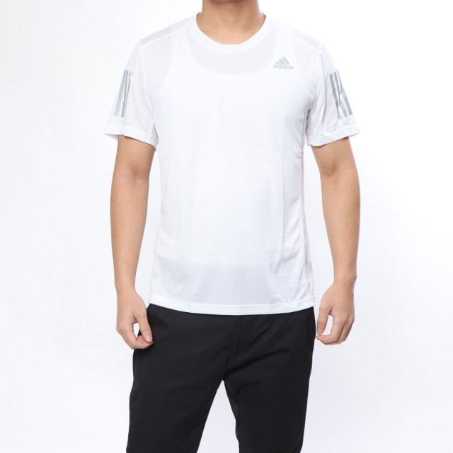 アディダス adidas メンズ 陸上/ランニング 半袖Tシャツ RESPONSE T シャツ DX1319
