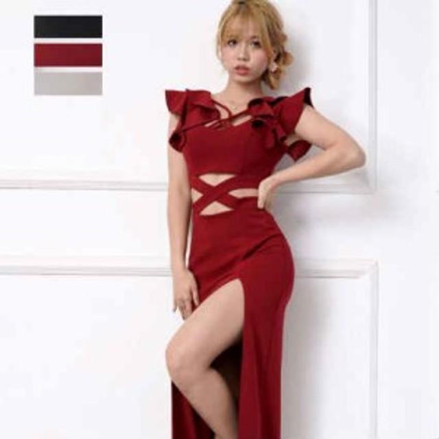 d8b03e7b83de8 ドレス キャバクラドレス キャバドレス キャバ ドレス ロング Jewel ジュエル フリル ロングドレス
