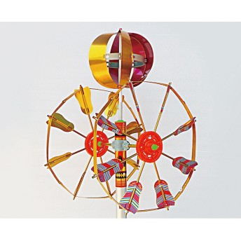 【鯉のぼり】矢車セット1号(3/4m用・矢車50cm・回転球26cm)【送料無料】