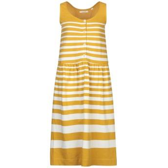 《セール開催中》CHINTI & PARKER レディース 7分丈ワンピース・ドレス オークル XS コットン 100%