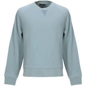 《期間限定 セール開催中》JOSEPH メンズ スウェットシャツ スカイブルー S コットン 100%
