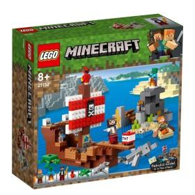 【オンライン限定価格】レゴ マインクラフト 21152 海賊船の冒険