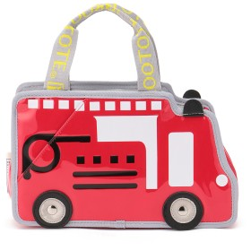 ROOTOTE [ルートート]ROOTOTE RT. KODOMO(コドモルー・ファイア).CAR-A FIRE トートバッグ,レッド
