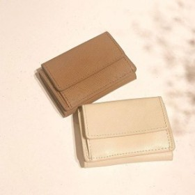【SALE50%OFF】TODAYFUL トゥデイフル 19春夏 Leather Mini Wallet レザーミニウォレット 財布 小銭入れ カード ウォレット ミニ財布 小