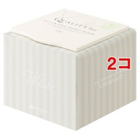 オールインワンシートマスク ホワイトEX ( 30枚2コセット )/ クオリティファースト ( パック )