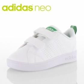 adidas neo アディダス ネオ VALCLEN2 CMF INF AW4889  ホワイト ベビー キッズ スニーカー