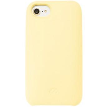 [iPhone 8/7/6s/6専用]Marshmallo.(マシュマロ)ソフトケース(レモン/イエロー) 305-898130 レモン/イエロー