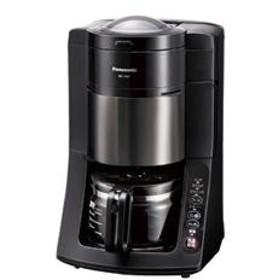 沸騰浄水[全自動]コーヒーメーカー(5杯分)ブラック NC-A57-K