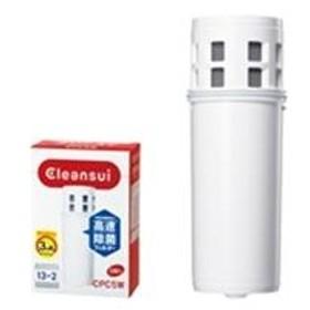 ポット型浄水器用カートリッジ クリンスイ (2本入) CPC5W-NW