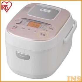 (在庫処分)炊飯器 3合 IH アイリスオーヤマ 一人暮らし 3合炊き RC-IE30-WPG