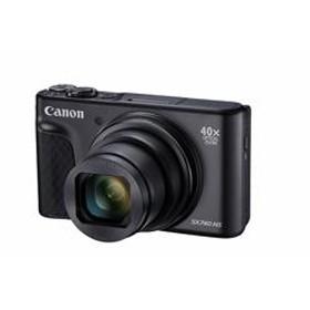 コンパクトデジカメ PowerShot(パワーショット) SX740 HS ブラック PSSX740HS-BK