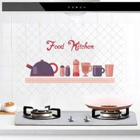 ウォールステッカー インテリア 壁紙 模様替え シール ステッカー イラスト 家 部屋 おしゃれ DIY かわいい キッチン 簡単 傷隠し