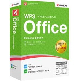WPS Office Personal Edition WPS-PS-PKG-C