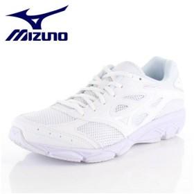 ミズノ MIZUNO メンズ レディース スニーカー マキシマイザー 21 MAXIMIZER K1GA190201 ホワイト ランニングシューズ 靴 3E