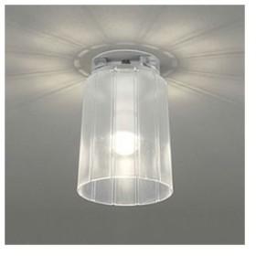 オーデリック LED小型シーリングライト 白熱灯40W相当 電球色 非調光タイプ OL013340LD