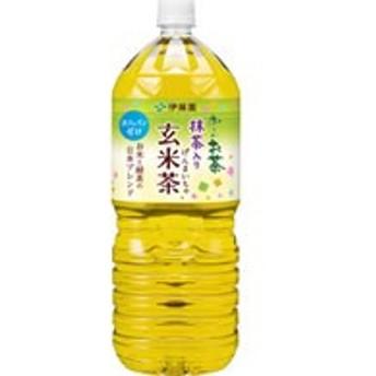 伊藤園/お~いお茶 抹茶入り玄米茶 2L