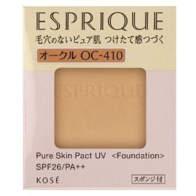 コーセー エスプリーク ピュアスキンパクトUVOC-410オークル9.3g(レフィル)