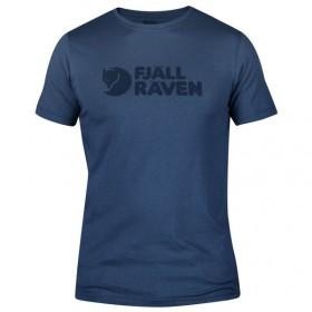 フェールラーベン ロゴ Tシャツ(Uncle Blue)