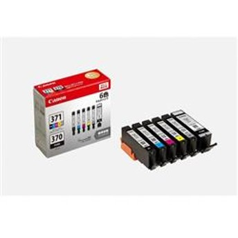 純正インクカートリッジ 6色マルチパック BCI-371-370-6MP