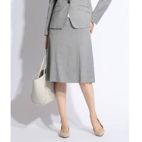 L size ONWARD(大きいサイズ) / エルサイズオンワード 【スーツ】YUNSA スカート