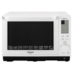 スチームオーブンレンジ Bistroビストロ(26L・コンパクト設計)ホワイト NE-BS605-W
