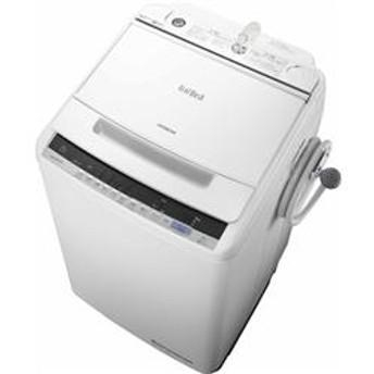 全自動洗濯機「ビートウォッシュ」(洗濯8.0kg)ホワイト★大型配送対象商品 BW-V80C-W