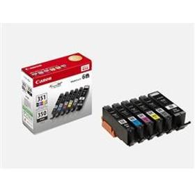 純正インク 6色マルチパック BCI-351-350-6MP