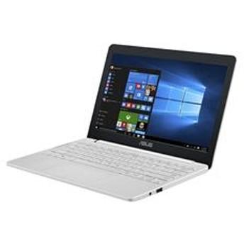 11.6インチ ノートPC Laptop E203MA Windows10/Celeron N4000/メモリ4GB/eMMC 64GB パールホワイト E203MA-4000W