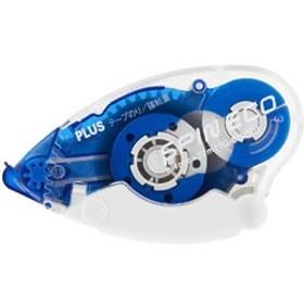 プラス/テープのり スピンエコ 22m ブルー TG-610BC/37-557