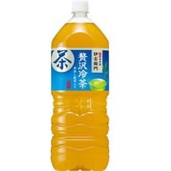 サントリー/伊右衛門 贅沢冷茶 2L