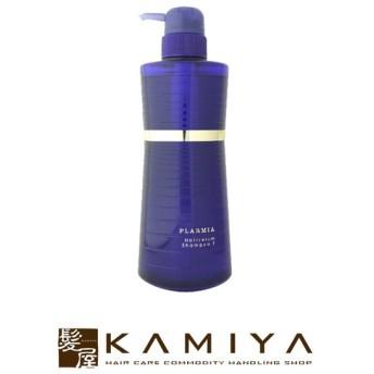 ミルボン プラーミア ヘアセラム シャンプー M 500ml|エイジングケア 毛先 柔軟性 ごわつき しなやか しっとり 保護 まとまる なめらか ヘアケア サロン専売