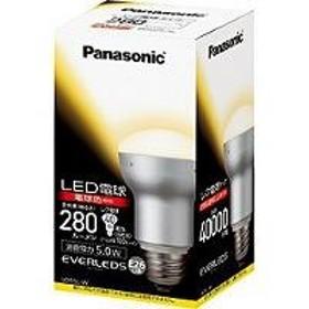 LED電球 レフ電球タイプ (全光束280lm/E26口金) 電球色 40W相当 LDR5L-W