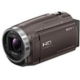 デジタルHDビデオカメラレコーダー Handycam(ハンディカム) 内蔵メモリー64GB ブロンズブラウン HDR-CX680-TI