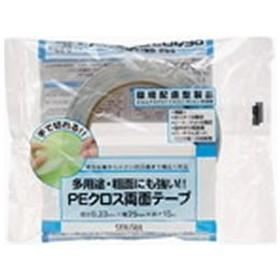 セキスイ/PEクロス両面テープ 25mm15m 287-5373/WPECX01