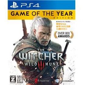 【PS4】 ウィッチャー3 ワイルドハント ゲームオブザイヤーエディション PLJS-74015