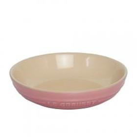 ルクルーゼ ラウンドディッシュ 20cm(丸皿・深皿) ローズクオーツ
