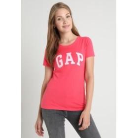 ギャップ Tシャツ トップス カットソー レディース【GAP TEE - Print T-shirt - rosehip】rosehip