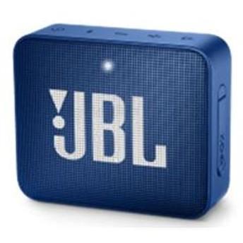 Bluetoothワイヤレス防水スピーカー JBL GO2 ブルー JBLGO2BLU