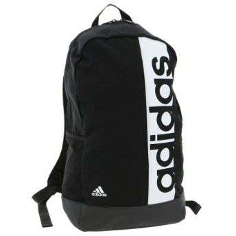 アディダス リニアロゴ バックパック (S99967) 25L デイパック リュック : ブラック adidas