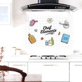 ウォールステッカー インテリア 壁紙 模様替え シール ステッカー 家 部屋 おしゃれ DIY かわいい キッチン 簡単