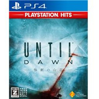 【PS4】 Until Dawn -惨劇の山荘- PlayStation Hits PCJS-73510