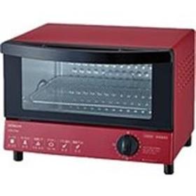 VEGEE(ベジー) オーブントースター 1000W レッド HTO-CT30-R
