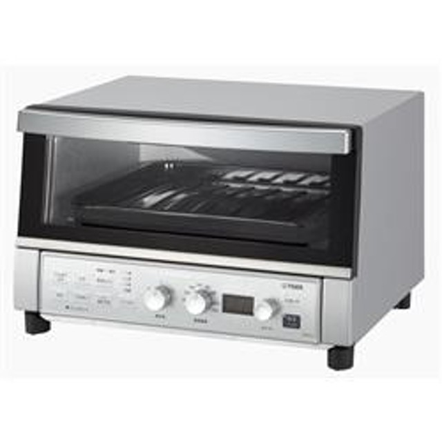 コンベクションオーブン&トースター 「やきたて」 シルバー KAS-G130-SN