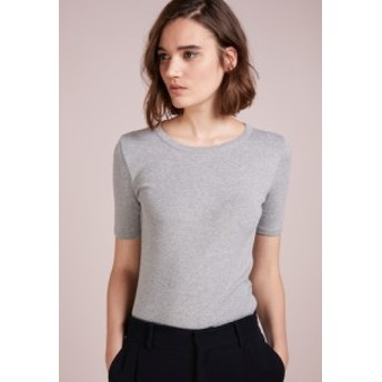 JCREW Tシャツ トップス カットソー レディース【 PERFECT SLIM FIT - Basic T-shirt - heather grey】heather grey