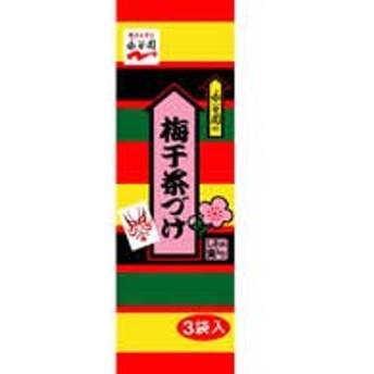 永谷園/梅干茶づけ 3袋入