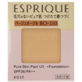 コーセー エスプリーク ピュアスキンパクトUVBO-310ベージュオークル9.3g(レフィル)