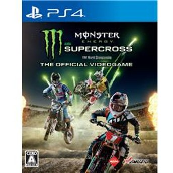【PS4】 Monster Energy Supercross - The Official Videogame PLJM-16138
