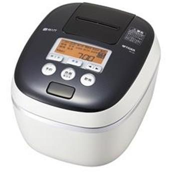 炊飯器 圧力IH式 炊きたて 5.5合炊き ノジマオリジナル ホワイト JPC-10NJ-W